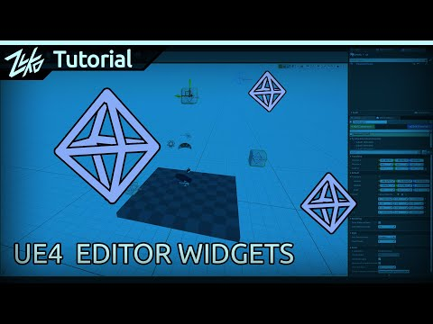 UE4 Blueprint Editor Widgets Tutorial — polycount