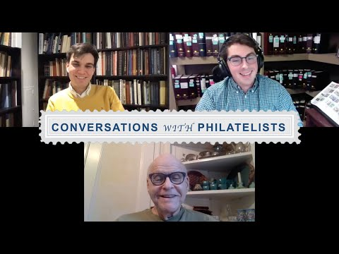 Conversations with Philatelists: Episode 39