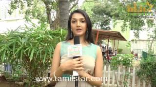 Swasthika at Aayirathil Iruvar Movie Press Meet