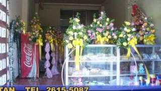preview picture of video 'Heliconias floristeria de usulutan'