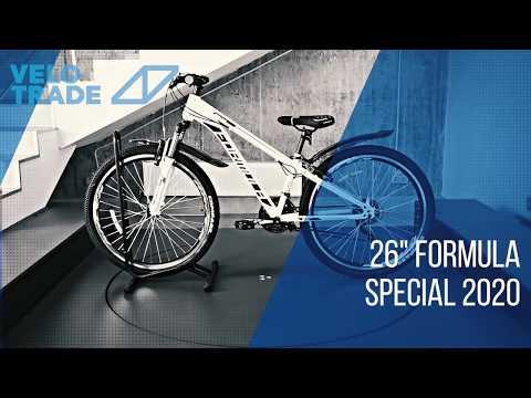 "Велосипед 26"" Formula SPECIAL 2020: video"
