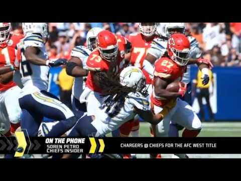 Chargers and Chiefs meet Saturday in a crucial AFC West matchup