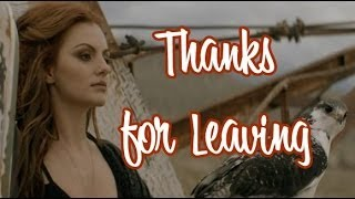 Alexandra Stan - Thanks for Leaving (Lyrics On Screen HQ) OFFICIAL AUDIO SUMMER 2014