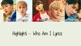 Highlight - Who am I