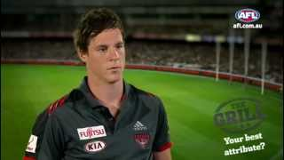 The Grill - AFL Players Talking Themselves Up