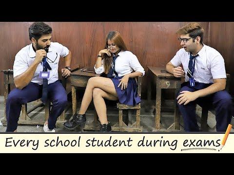 Every School Student During Exams || JaiPuru