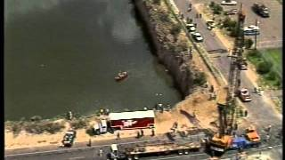 KGBT ARCHIVES: Helicopter Survey Alton Bus Crash
