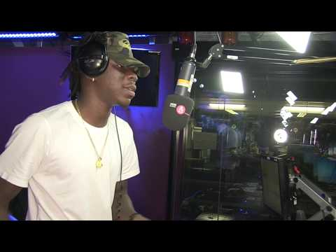 Stonebwoy Freestyles for Kan D Man & DJ Limelight