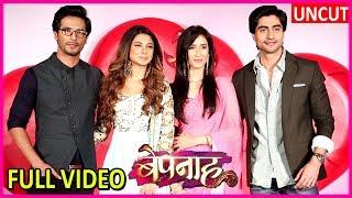 """Bepanah"" New Show Launch | Colors Tv | Jennifer Winget, Harshad Chopda, Sehban Azim & Namita Dubey"