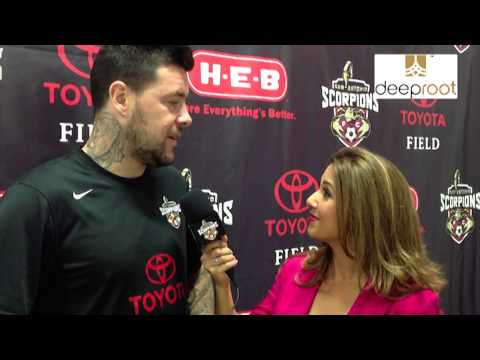 Eric Hassli chats about his soccer career