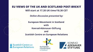 EU views of the UK and Scotland post Brexit