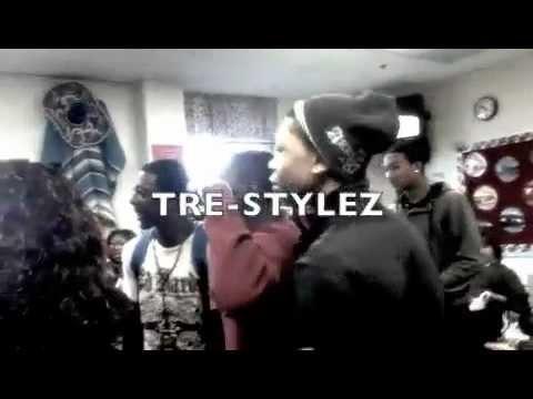 Tre Stylez Vs. Robbie Rob Battle Trailor