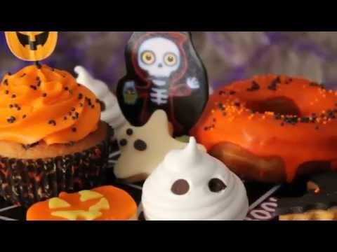 """Recettes """"Happy Halloween"""" spéciales enfants"""