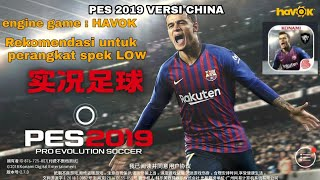 how to download pes 2019 chinese version - Kênh video giải