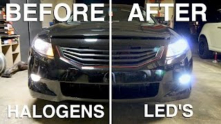 LED Headlights: Are they Better than Halogens?