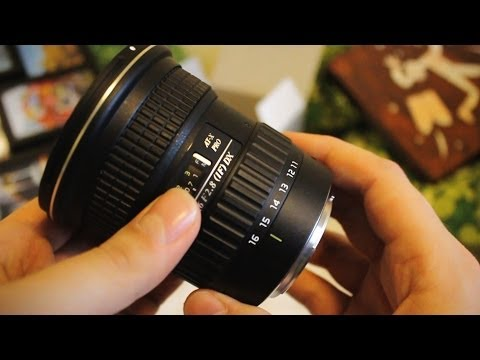 Tokina 11-16mm f/2.8 lens review & full frame test! (and samples)