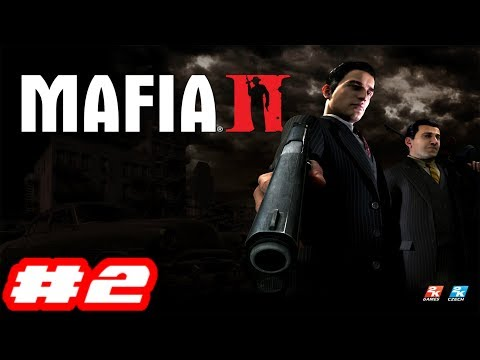 Mafia 2 PlayStation 3 Gameplay - Chapter 2