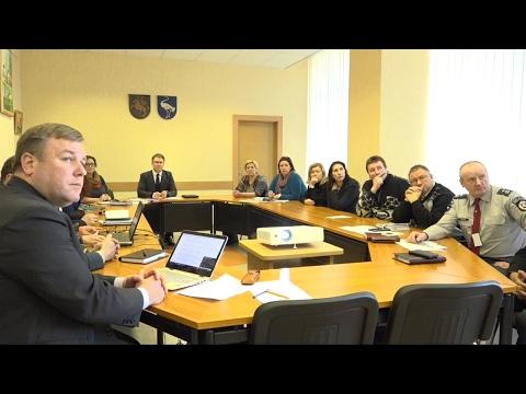 Состоялось расширенное заседание совета по защите прав ребенка