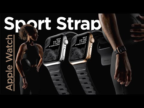 Nomad Sport Strap for Apple Watch