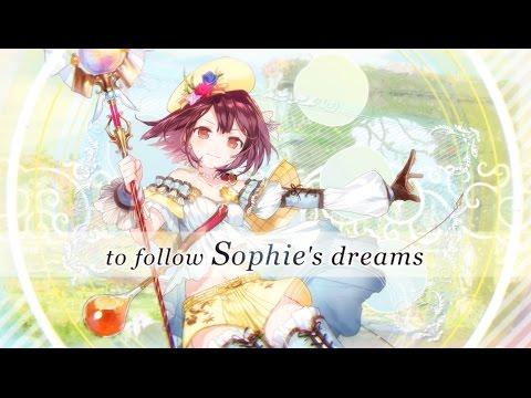 Atelier Sophie: The Alchemist of the Mysterious Book Announcement Trailer thumbnail