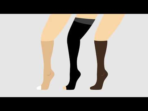 Play Hosiery measuring video
