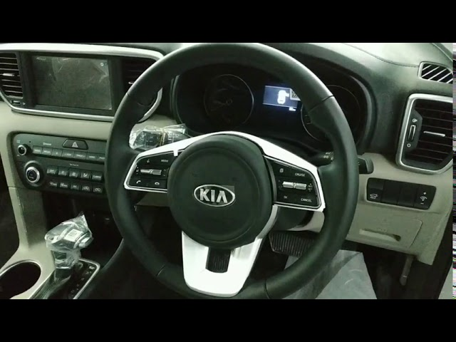 KIA Sportage 2.0 EX 4x4 Automatic 2020 for Sale in Rawalpindi
