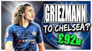 Should Chelsea Football Club Consider Buying FOR SALE Antoine Griezmann?