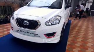 Launching Datsun Go Special Version 2017
