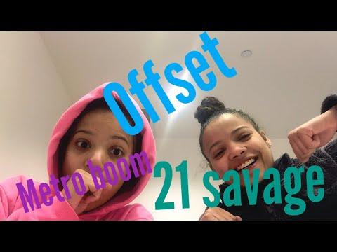 21 Savage, offset, Metro Boomin- Ric Flair Drip (Reaction)
