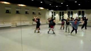Rene & Carmel teach Bsement Jaxx feat. Sam Sparro - Feelings Gone