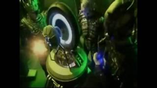 Star Trek-Mechanic God Creation