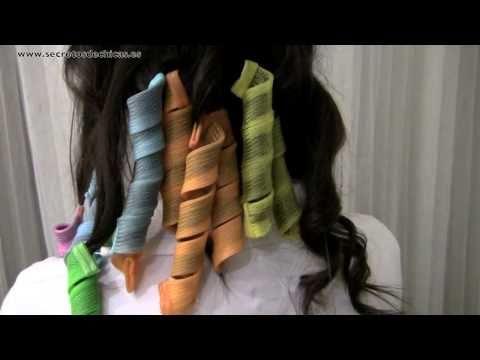 PEINADO : Ondas de cabello