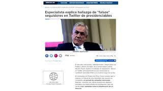 """Video I Julio César Rodríguez entrevista a Nicolás Freire en """"Podría ser peor"""" de Radio Bi"""