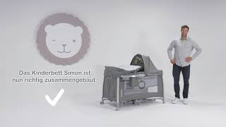 Lionelo Simon - Benutzerhandbuch