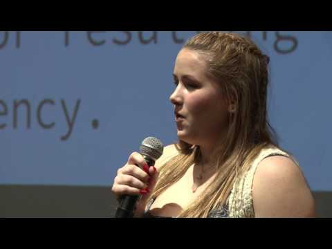 Alcoholism and Drug Abuse in Teenagers | Megan Hanley | TEDxBarringtonHighSchool