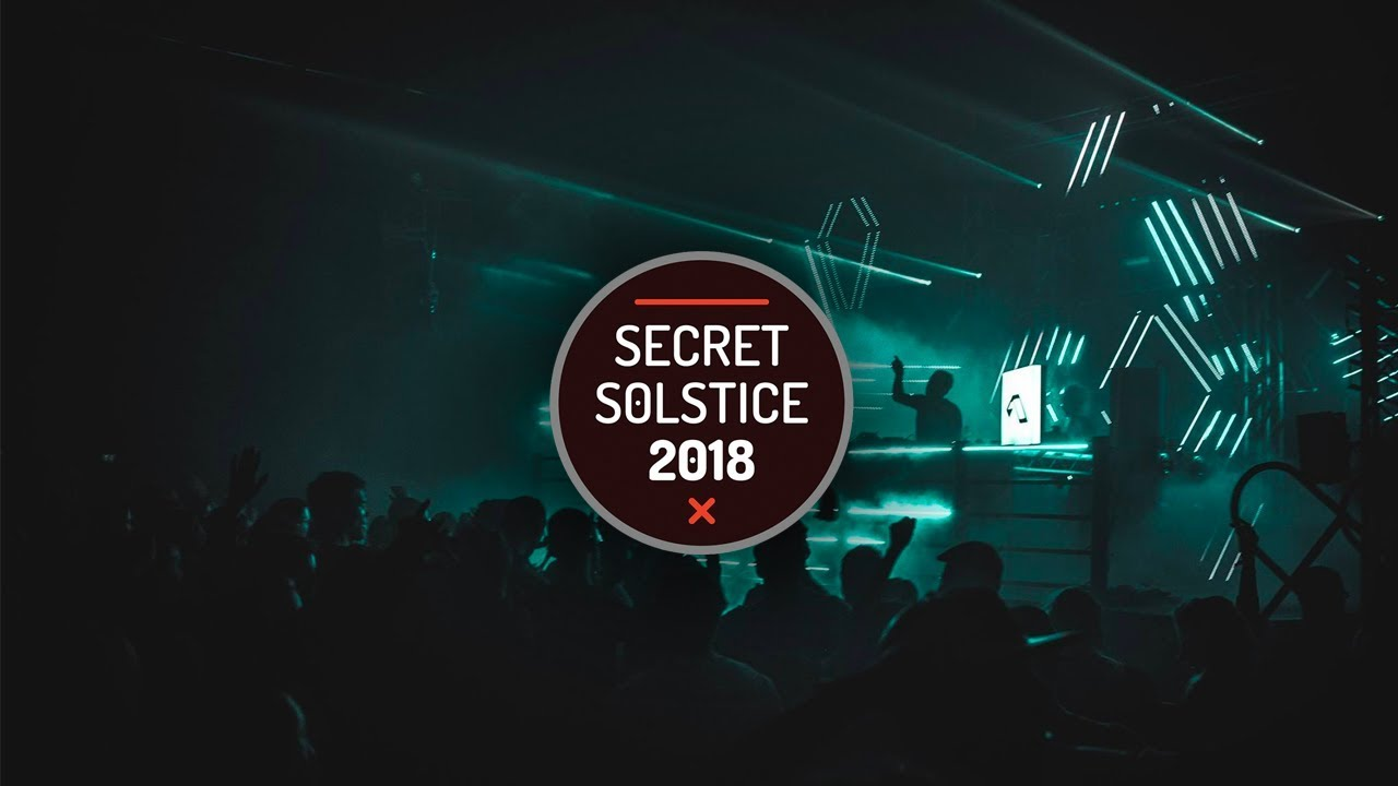 Shaun Reeves b2b Ryan Crosson - Live @ Secret Solstice 2018