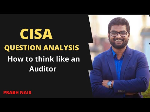 CISA Practice Questions Analysis 2021 - YouTube