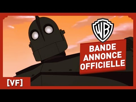 Le Géant de Fer - Signature Edition - Bande Annonce Officielle (VF)