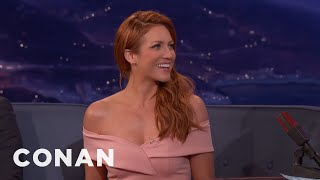 Brittany Snow's Horrible Blind Date  - CONAN on TBS