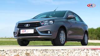 Lada Vesta – Road Test by SAT TV Show