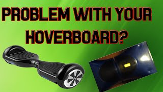 How to know if your Hoverboard is charging. (Problem Fix)