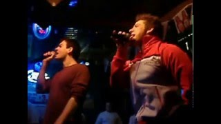Jordan Knight & Jeff Timmons *Where is your Heart Tonight* NYC