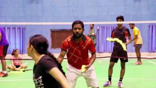 Hyderabad is the heart of badminton in India with many aspiring shuttlers