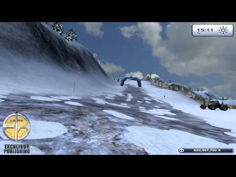Skiregion-Simulator