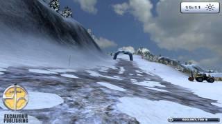 Ski Region Simulator video