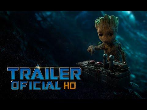 """Segundo tráiler en español de """"Guardianes de la Galaxia Vol. 2"""""""