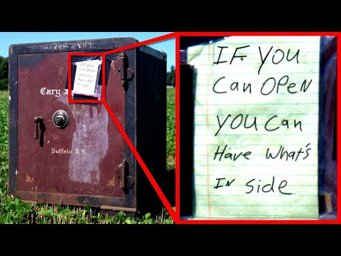 Bizarre Discoveries Found In Unexpected Places