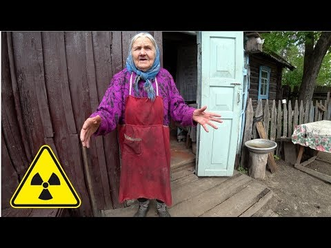 The man who traveled into the radiated zone in Belarus only to be welcomed warmly by an elderly family stops back in to return the favor.