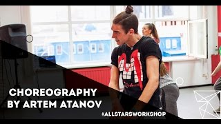Duke Dumont–Ocean Drive Choreography by Артем Атанов All Stars Workshop