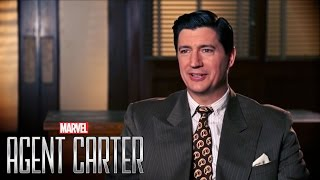 Interview on Agent Carter